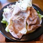 つばめや - 熊本あか牛と野菜の陶板焼き