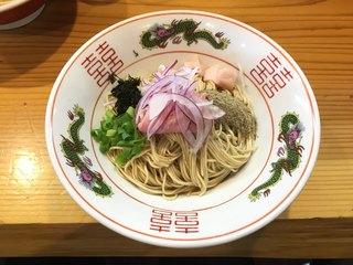 中華蕎麦 みうら - 和え玉(しょうゆ)(200円)