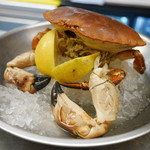 88864127 - Chilled Whole Crab