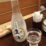 どぜう飯田屋 - 生酒