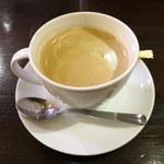 Bistro いちご - ランチのセットのコーヒー