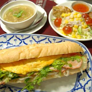 【ベトナムサンドイッチ】バインミー