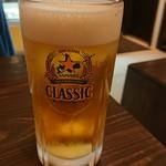 SAPPORO餃子製造所 - ビール