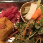 アララギ - 副菜たち
