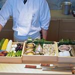 88867743 - 本日の天ぷら食材