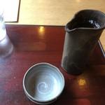 88868441 - 日本酒は片口できました。