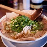 よってこや - 料理写真:よってこや  静岡SBS店 新京都濃厚醤油ラーメン