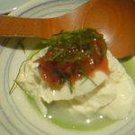 味処 藤の坊 - 梅豆腐