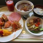 ホテルプラザアネックス横手 - 料理写真: