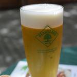 オリオール - 生ビール +400円(税抜)
