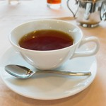 近江牛レストラン ティファニー - 食後の紅茶
