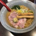 麺屋 大河 - みそラーメン