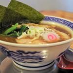 中華そば ぬーじボンボン メンデス - 料理写真:煮干し中華そば