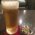 88879295 - 生ビール 大きめ