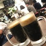 酒場おか長 - 黒生中¥350