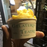 Gelateria del Teatro - 料理写真:【ピッコロカップ】(3€)