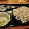 甚五郎 - 料理写真:冷やしとろろのおうどん
