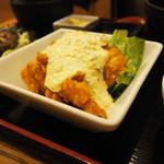 宮崎料理 万作 - チキン南蛮