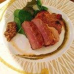& meat - フランス産豚の味噌漬けグリル