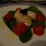 シャテール - 北海道産ホタテ貝のマリネ