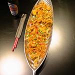 香格里拉 - 避风塘炒鲜菇 (ハーフサイズが欲しい)