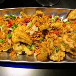 香格里拉 - 避风塘炒鲜菇