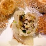 香格里拉 - 煎饺の中身