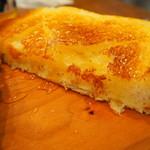 88888487 - 厚切りバタートースト(アカシア蜂蜜)