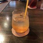 SUGIE - 自家製オランジーナのソーダ割