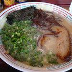 8889672 - 大牟田ラーメン(醤油)