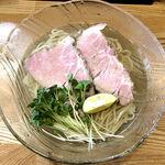 麺や 一想 - 冷やし 魚介塩