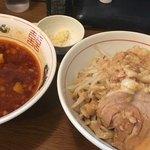 眞久中 - 300gつけ麺