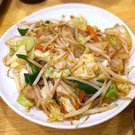 三福 - 肉野菜炒¥520 2018.6.18