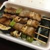 ハセガワストア - 料理写真:やきとり弁当 中(600円) 2018.7
