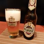 ラ ボッテガ デル オーリオ - フォルスト クロネン(北イタリア地ビール)