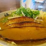 らーめん 斗道禄 - ラーメン(醤油寄り)