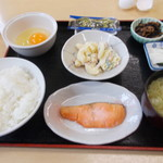 金ちゃん食堂 - 朝定食