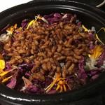 INUA - CH11 ご飯と蜂の子