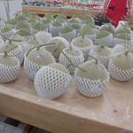 農産物直売所 こだま館 - 料理写真:メロン祭り