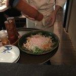 オーパス ワン - 鯛の中華サラダ(三人前)