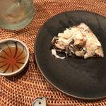 オーパス ワン - 蟹の蒸し物(カニ酢)