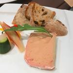 神楽坂ルバイヤート - 鶏白レバーパテ