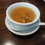 Tenshinhanten - スープ