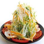 菊華飲茶館 - 1 菊華特製サラダ