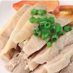 菊華飲茶館 - 4 香港風蒸し鶏