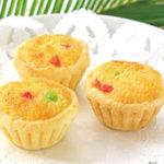 菊華飲茶館 - ココナッツパイ