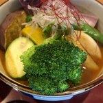 88902621 - 蒸し野菜カリー