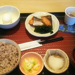 大戸屋 - 鮭パターン