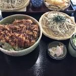 信州そば しみず - 料理写真:
