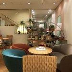 CAFE FREDY - 店内
